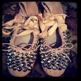 benjamintyo - repetto studded