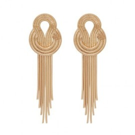 Lara Bohinc - gold earrings