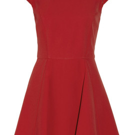 miu miu - Open-back cady dress