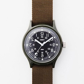 TIMEX - Engineered Garments x BEAMS BOY x Timex Camper