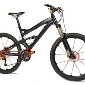 GT / Crank Brothers - GT Distortion (L) full suspension Crank Brothers DREAMBIKE