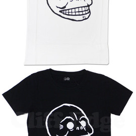 CHEAP MONDAY - CHEAP MONDAY(チープマンデー) SKULL Tシャツ【新品】 200-003619-030+