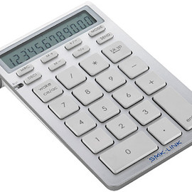 Bluetooth Calculator Returns the Number Pad Apple's Keyboard Stole From You