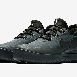 NIKE - Air Wild - Black/Anthracite