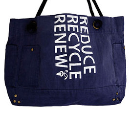 beau soleil - Reduce Recycle Renew Bag