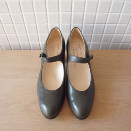 Sonomitsu / Japan - One strap shoes