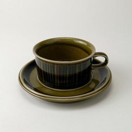 ARABIA - KOSMOS GREEN TEA CUP