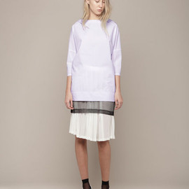 Toga Pulla - Cotton Mesh Tunic