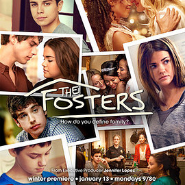 ABC Family - The Fosters フォスター家の事情