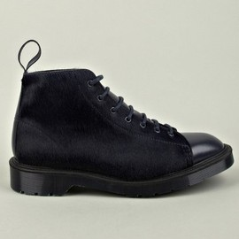 Dr.Martens - Dr Martens x oki-ni Hair-On Monkey Boot - oki-ni