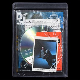 IO - Player's Ballad. (初回限定盤) - Def Jam Japan