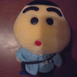 Shin-chan - Shin-chan shinchan toy plush