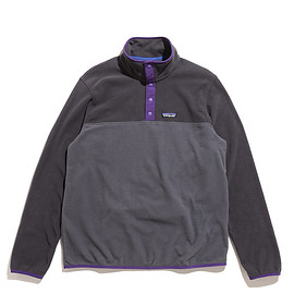 Patagonia - Men's Micro D Snap T Pullover-FGE