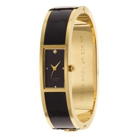 kate spade NEW YORK - carousel bangle black