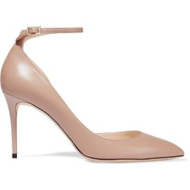 Jimmy Choo - Lucy leather pumps