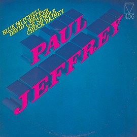 Paul Jeffrey - Paul Jeffrey