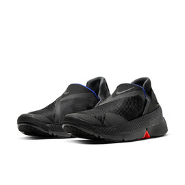 NIKE - GO FlyEase - Black/Anthracite/Racer Blue