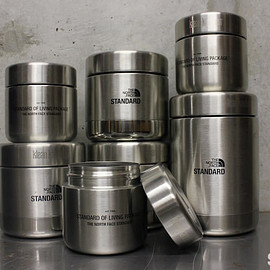 THE NORTH FACE STANDARD - Klean Kanteen Food Canisters