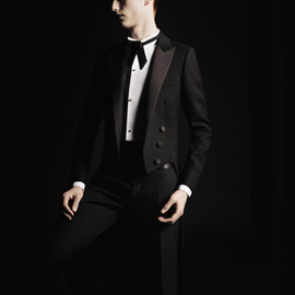 """Dior Homme - by Hedi Slimane 06/07-A/H """"These grey days"""""""