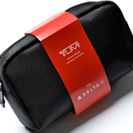TUMI, (MALIN+GOETZ), DELTA - Amenity Kit for Delta Airline