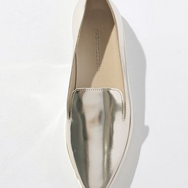 FABIO RUSCONI - pointed slip-on