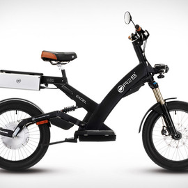 UItra Motor  - A2B Excel Electric Scooter
