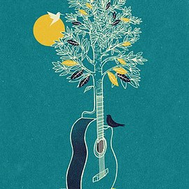 1 - Fun Illustrations by Joao Lauro Fonte | illustration | Pinterest | Illustrations, Tree art and Art m