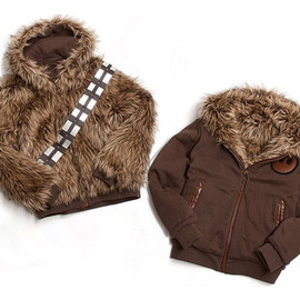 Chewbacca Reversible Jacket
