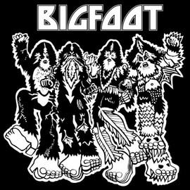 Bigfoot Sticker 16-Pack
