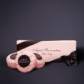 Agent Provocateur - silk soap boxed set