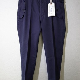 MONCLER V - COTTON CROPPED PANTS