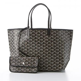 GOYARD - SAINT LOUIS PM (BLACK)