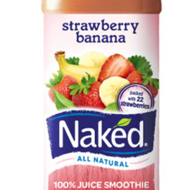 Naked Juice - Strawberry Banana