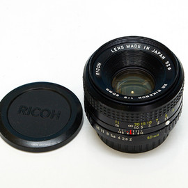 RICOH - XR RIKENON 50mm F2