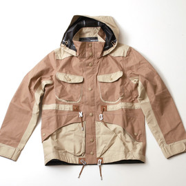 WHITE MOUNTAINEERING - GORE-TEX Mountain Parka