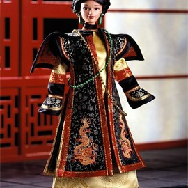 MATTEL - CHINESE EMPRESS Barbie