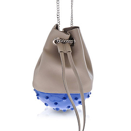 mini clutch/Blue