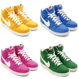Nike - NIKE DUNK HIGH '08 BLAZER PACK