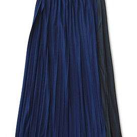 Color Skirt(Navy)