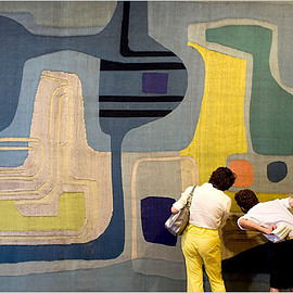 roberto burle marx - On Rio's Streets and Museum Walls
