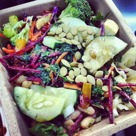 Whole Foods Market - Salad bar (Cold bar)