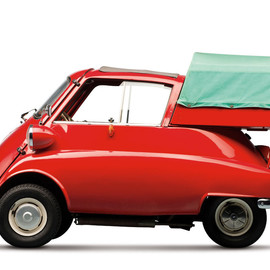 BMW - 1961 Isetta 300 Pickup (Factory-Built)