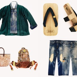 Visvim - Spring/Summer 2012 Japanism Collection