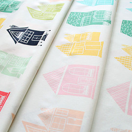 Art Gallery Fabrics - Happy Home Block Festival