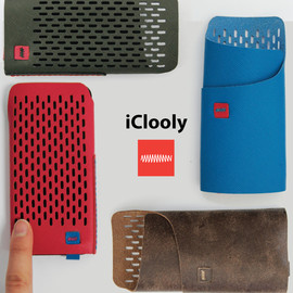 iClooly - POUCH&CARD HOLDER