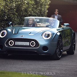 Mini - Superleggera Vision