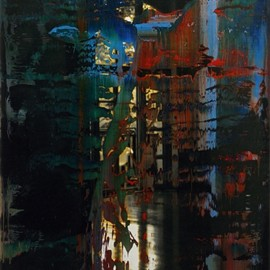 Gerhard Richter - Untitled (10 Jan 1990)