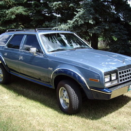 1977 AMC Jeep Cherokee Chief 401 V8 4x4 For Sale Rear