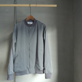 COMMONO reproducts - Snap Blouson