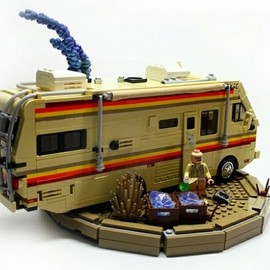 LEGO - Breaking Bad Lego Meth Lab